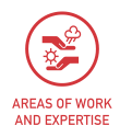 AREAS OF WORK AND EXPERTISE