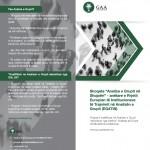 GAA leaflet